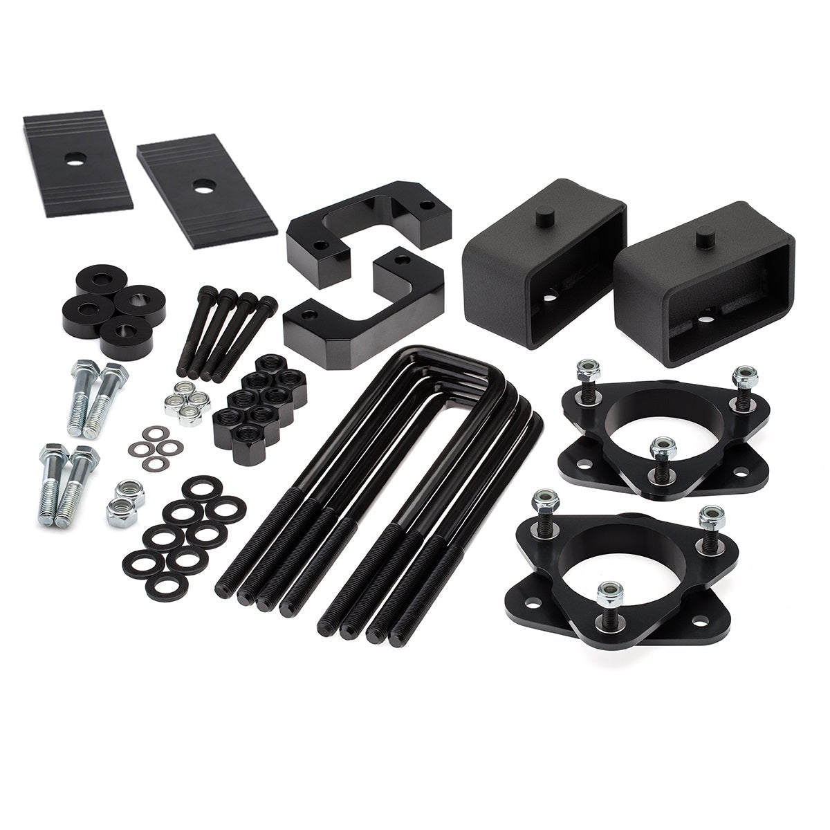 2007-2019 Chevy Silverado 1500 Full Lift Kit with Shims and Differential Drop Kit