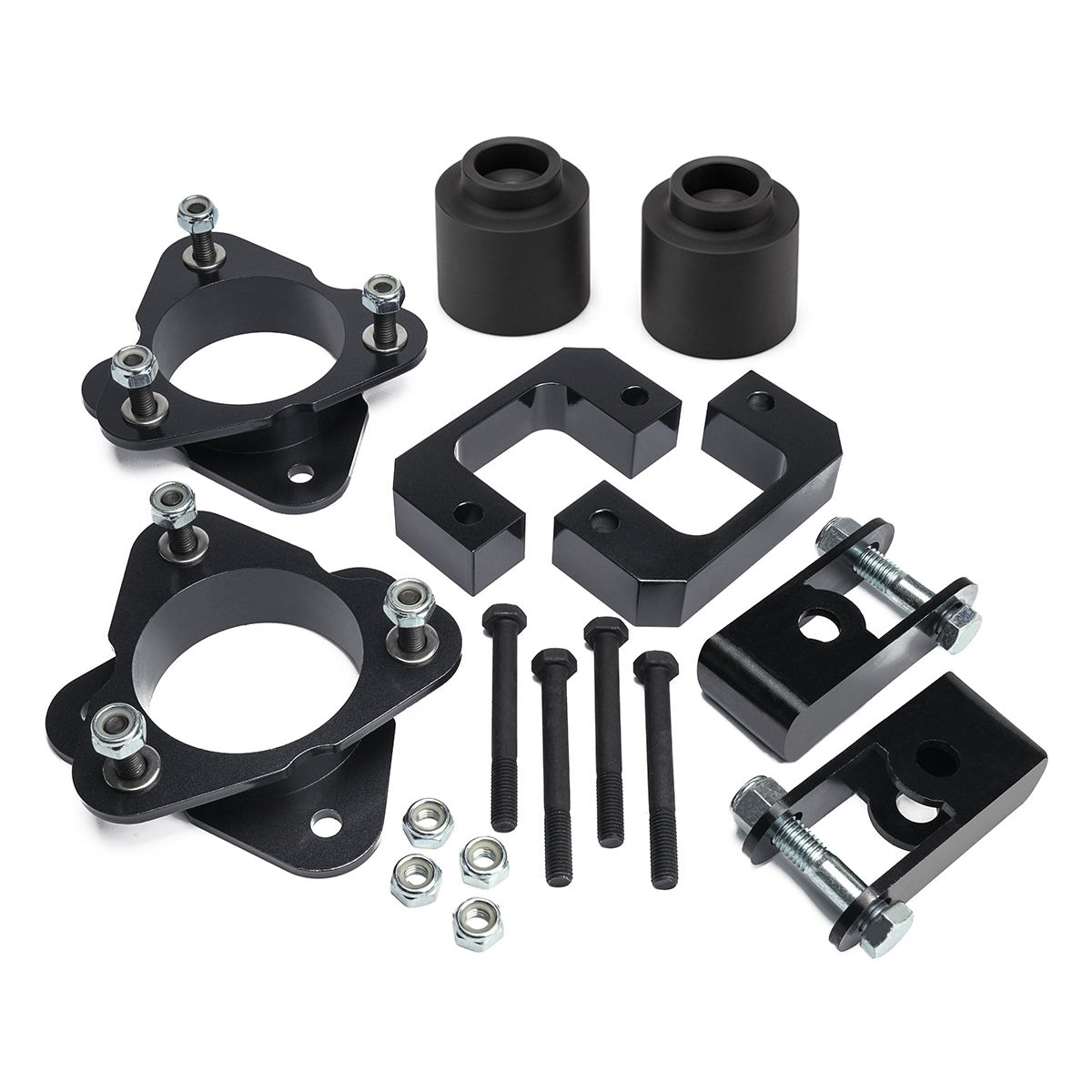 2007-2020 Chevy Tahoe 1500 Front Lift Kit with Shock Extenders