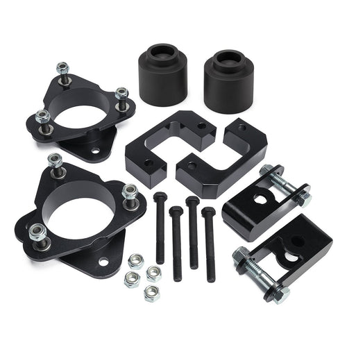 2007-2013 Chevy Avalanche 1500 Front Lift Kit with Shock Extenders