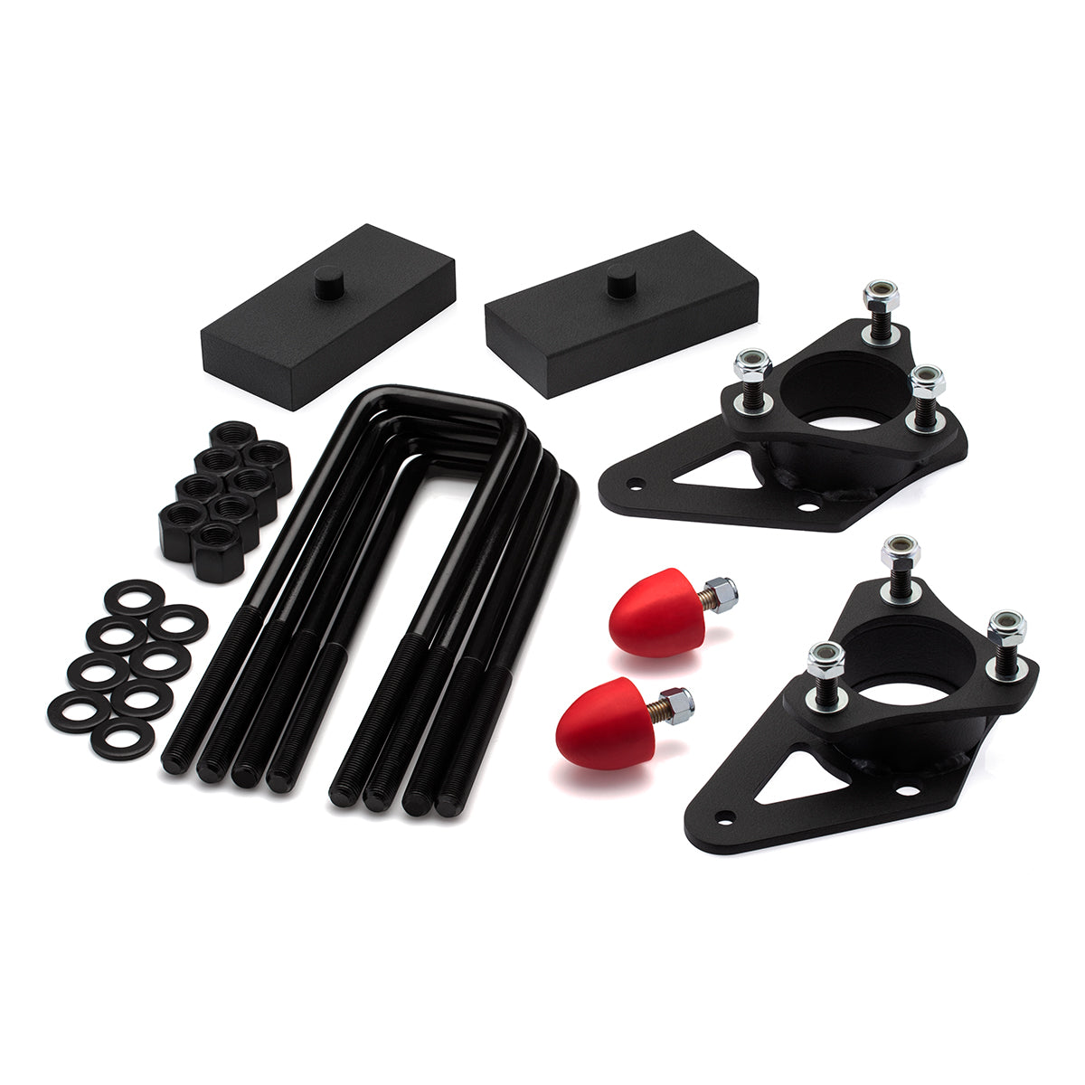 2005-2020 Nissan Frontier Full Lift Kit with Bump Stops