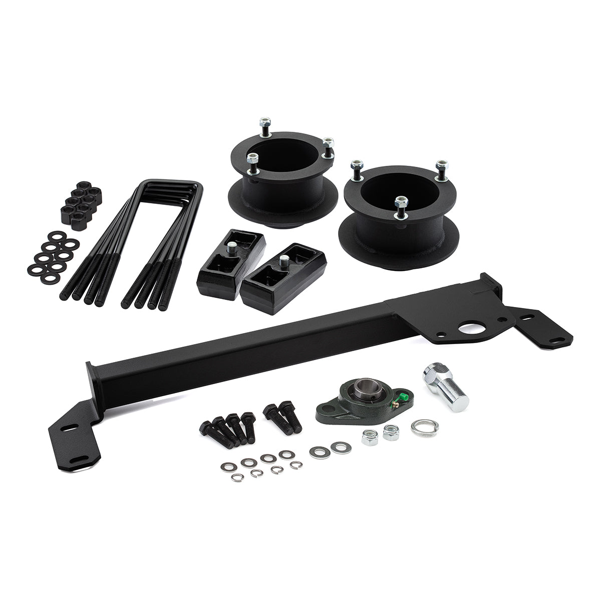 1994-2001 Dodge Ram 1500 4WD Full Lift Kit with Steering Stabilizer Bar