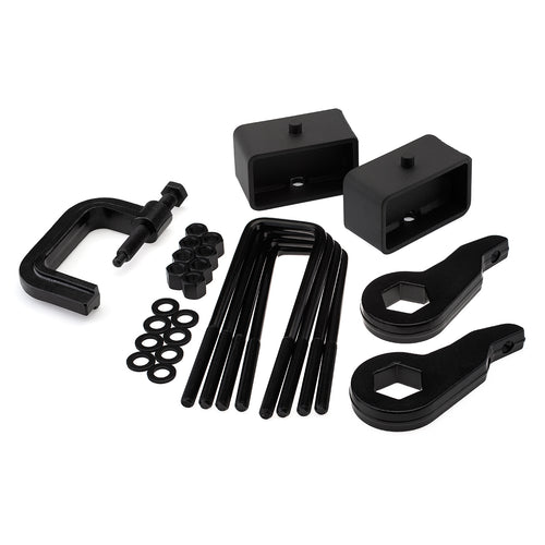 1999-2007 GMC Sierra 1500 4WD Full Lift Kit with Torsion Key Unloading/Removal Tool