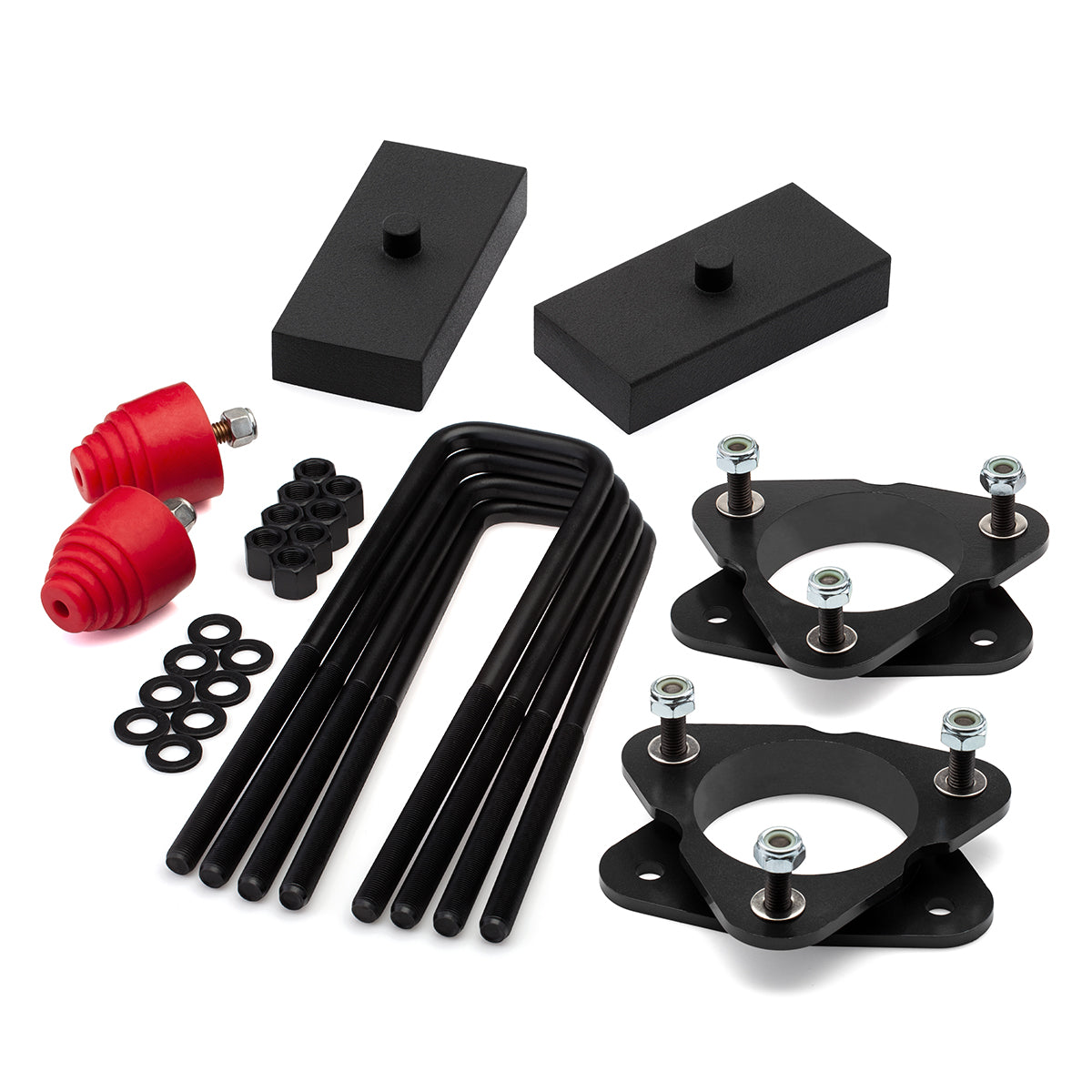 2007-2020 Chevy Silverado 1500 Full Lift Kit with Bump Stops
