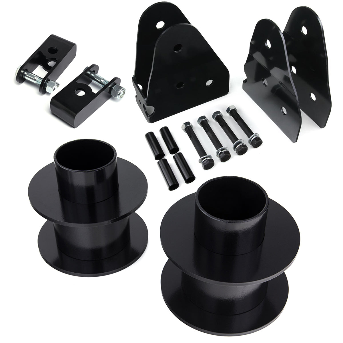 2005-2017 Ford F-250 Full Lift Kit with Shock Extender and Radius Arm Drop Brackets