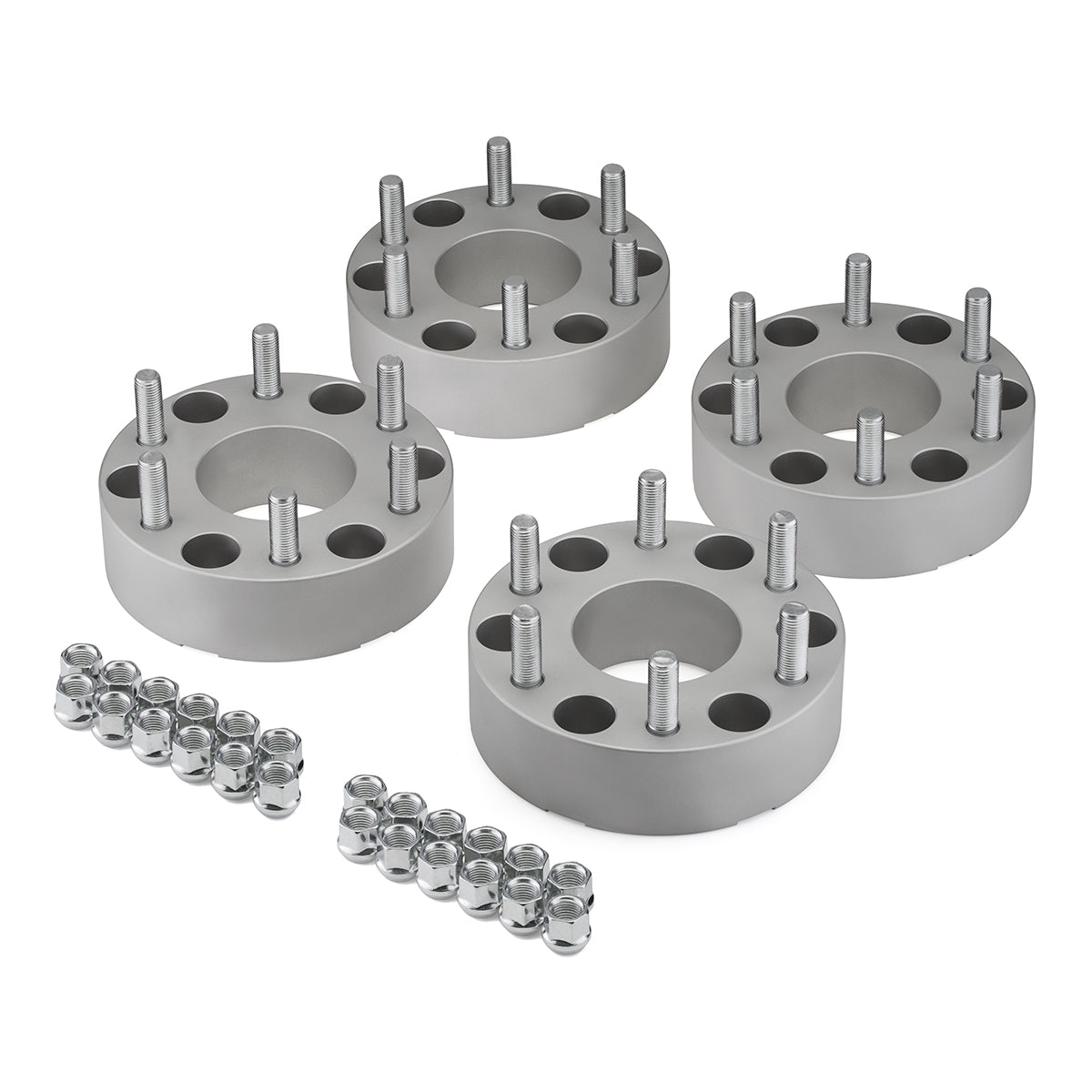 1999-2019 Chevy Silverado 1500 Lug-Centric Wheel Spacer (4pc)