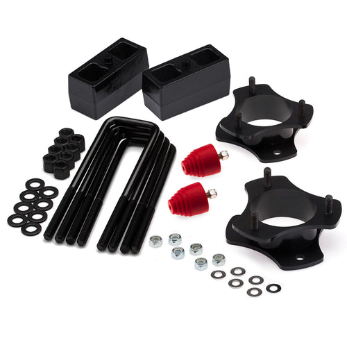 2004-2015 Nissan Armada 2WD 4WD Full Lift Kit with Bump Stops