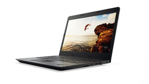 "Lenovo ThinkPad E470 14"" Laptop with Intel Core i5-6200U, 4GB DDR4 RAM, 500GB HDD & Windows 7 Pro - 20H10069US"