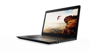"Lenovo ThinkPad E570 20H50045US 15.6"" - Intel i5-7200U 2.50 GHz - 8 GB DDR4 SDRAM - 256 GB SSD - Windows 10 Pro 64-bit"