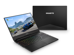 "GIGABYTE Aero 15X v8-BK4 15.6"" 144Hz FHD IPS 5mm Thin Bezel Pantone X-Rite i7-8750H NVIDIA GeForce GTX 1070 DDR4 2666 16G M.2 PCIe 512GB SSD 94.24Wh Metal Chassis RGB Keyboard Win 10 Gaming Laptop"