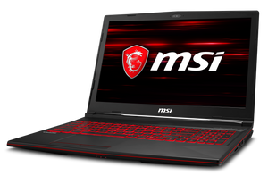 "MSI 15.6"" GL63 Game Laptop"