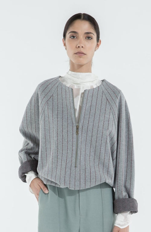 Toni sweater - Grey