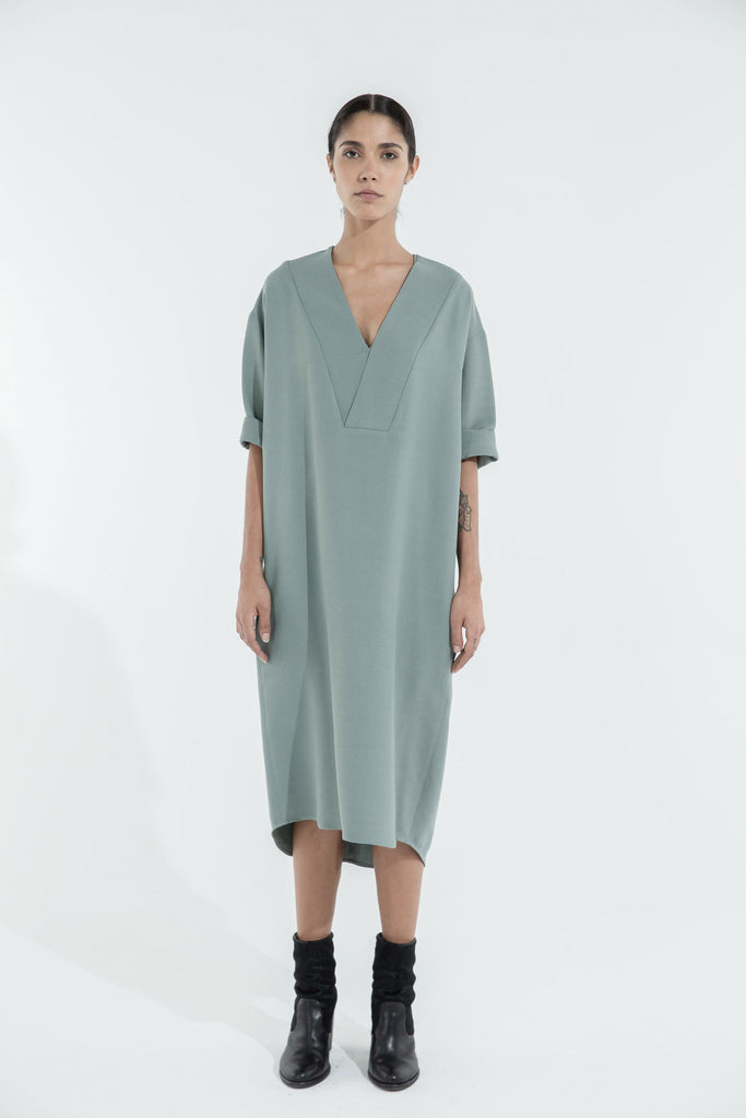 Willy Dress - Olive