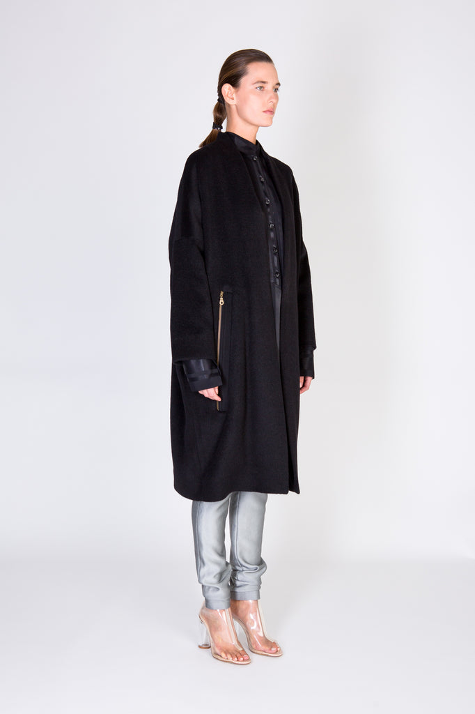 Tina Coat - Black