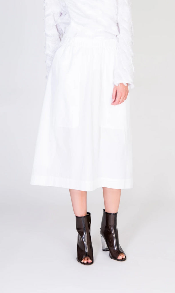 Polly skirt - White