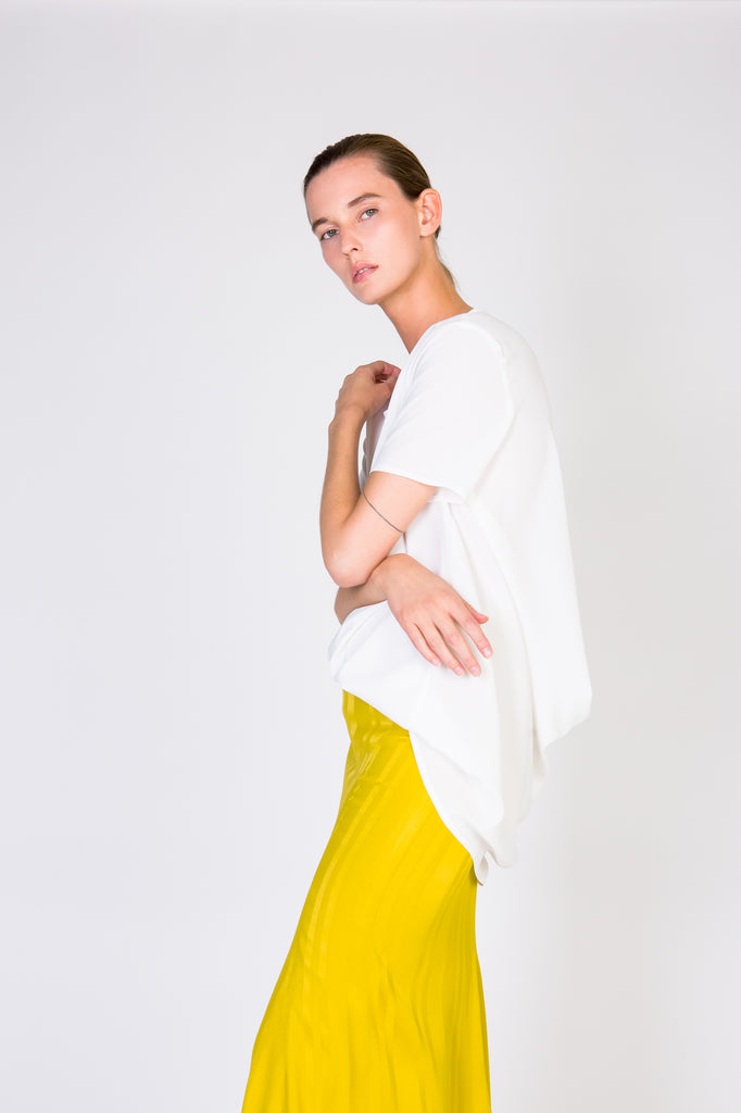 DORIAN TOP - WHITE