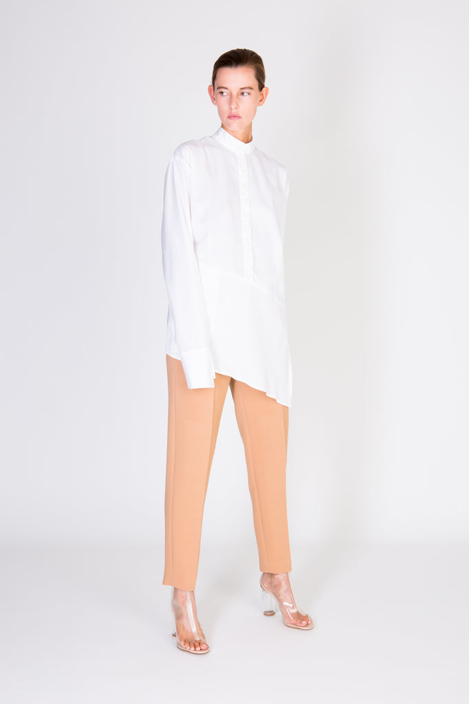 OONA SHIRT - WHITE