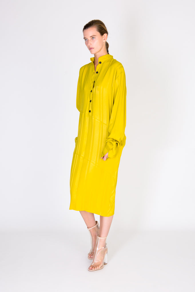 OONA DRESS - YELLOW