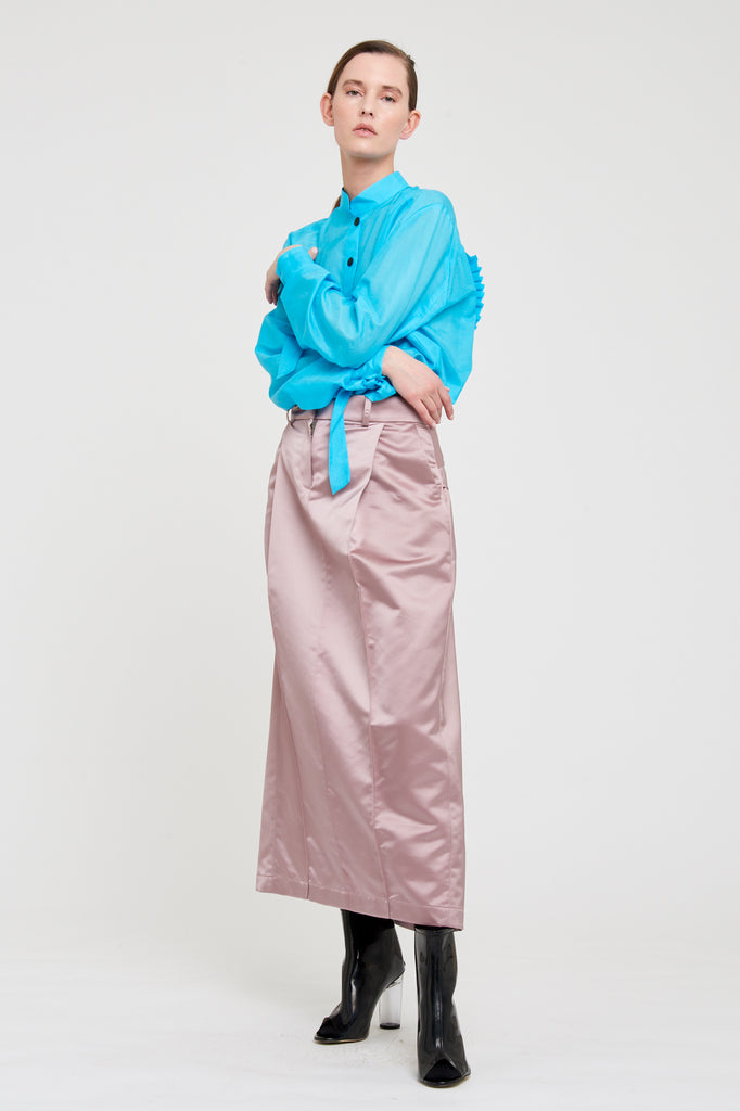 °EXCLUSIVE° LEA SKIRT - PINK