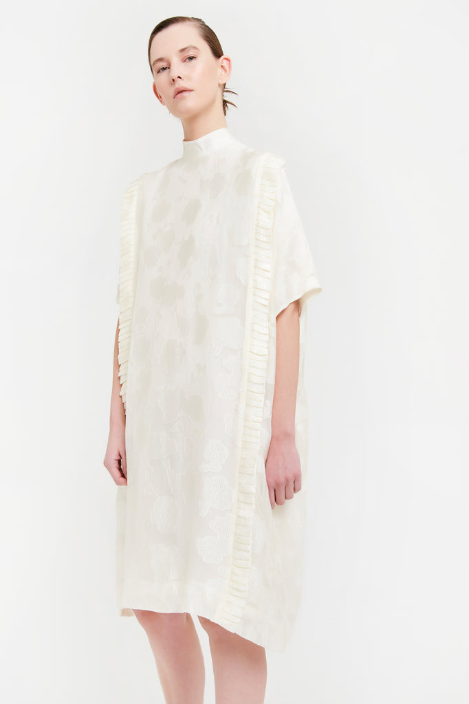 Lola Dress - Barressa White