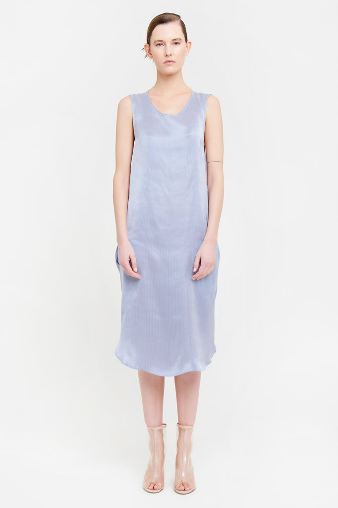 Dorian Dress - Light Blue