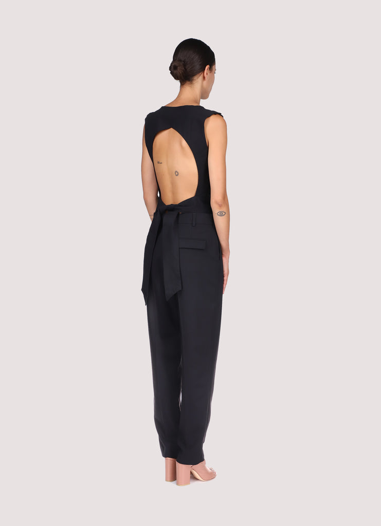 FERNANDE TROUSERS - BLACK