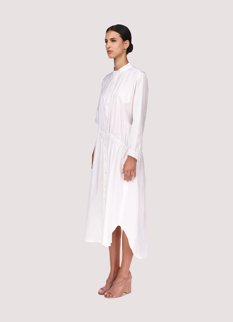 JULES DRESS - WHITE