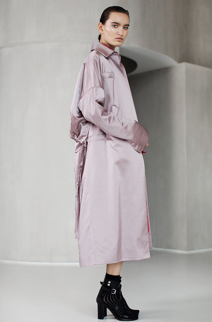 °EXCLUSIVE° MICHELLE COAT - PINK
