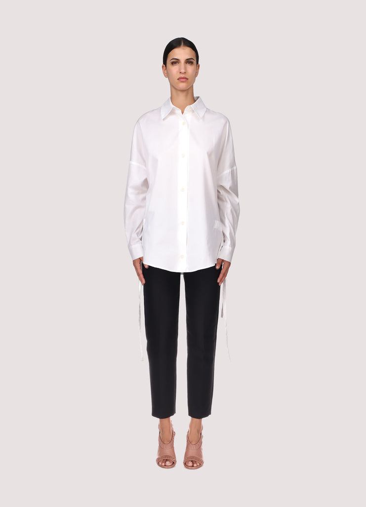 MICHELLE SHIRT - WHITE