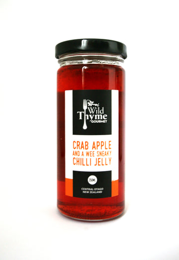 Wild Thyme Gourmet Crab Apple Jelly