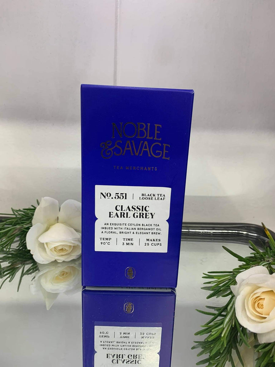 Noble and Savage Classic Earl Grey Tea