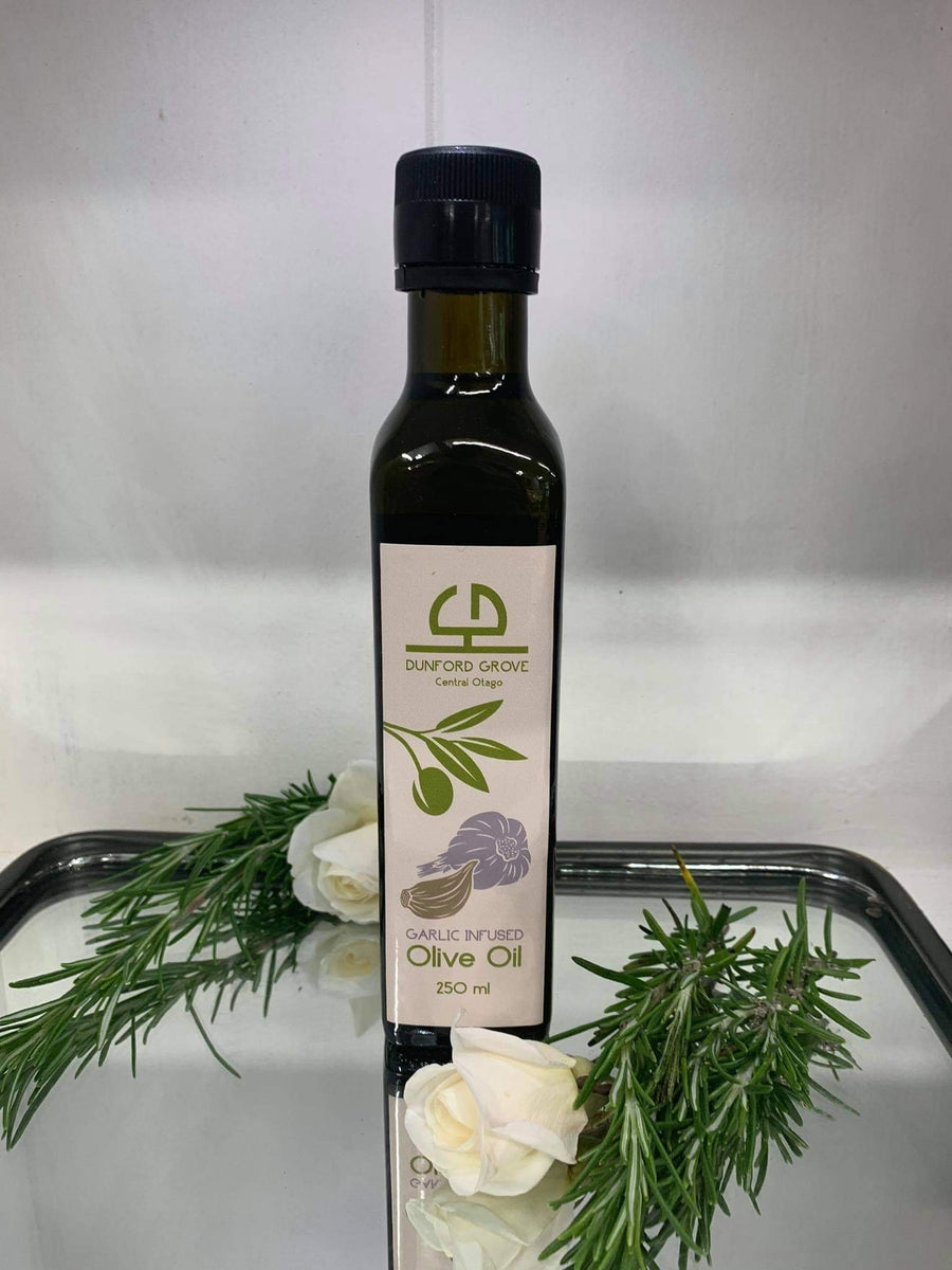 Dunford Grove Garlic Infused Olive Oil