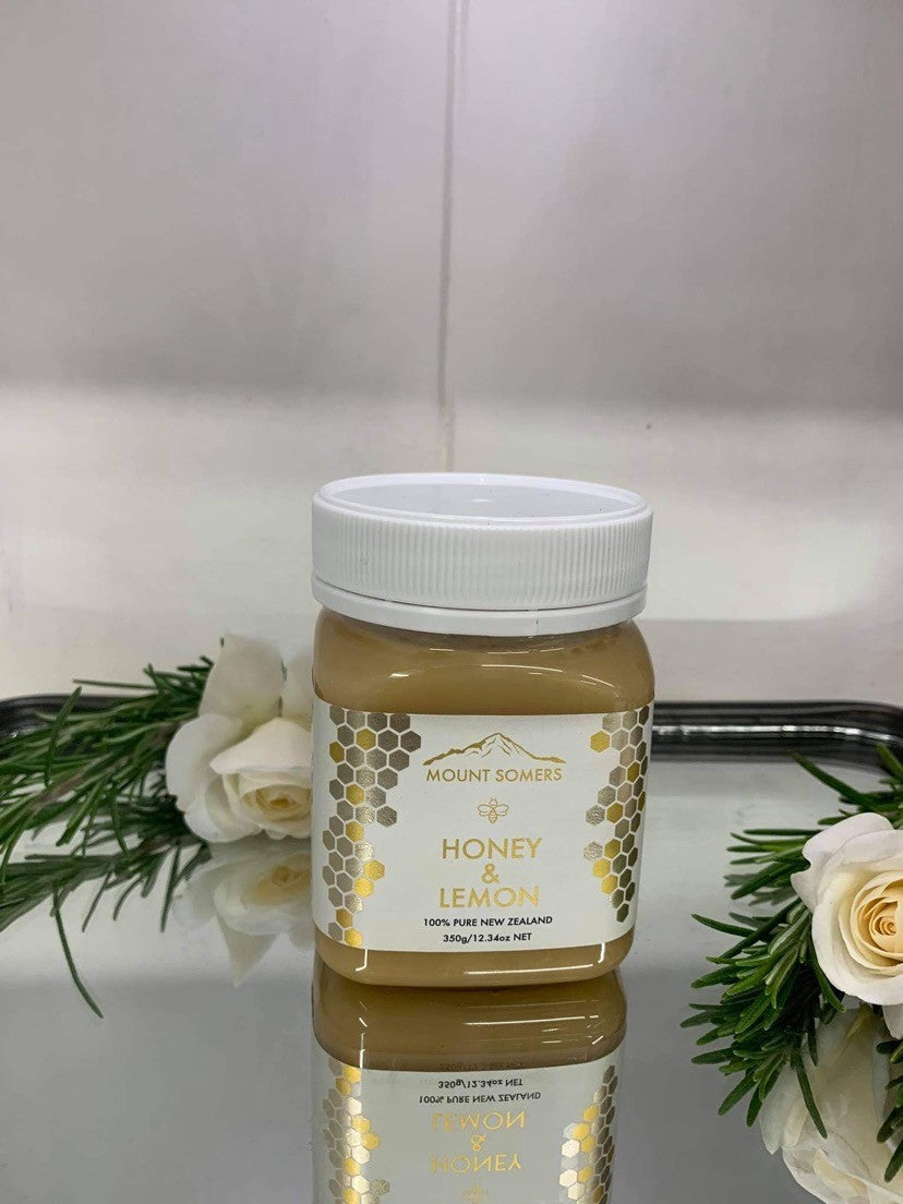 Mount Somers Lemon Honey
