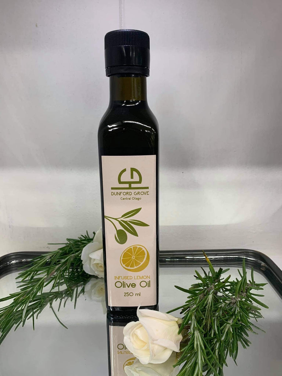 Dunford Grove Lemon Infused Olive Oil