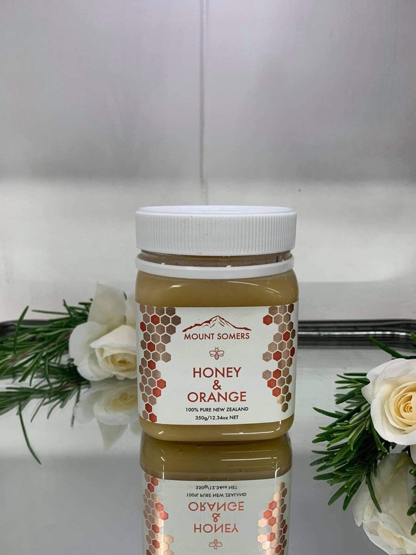 Mount Somers Orange Honey