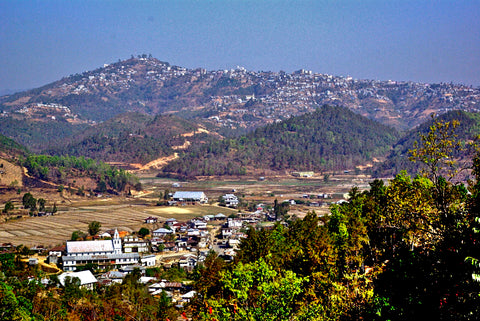 Champhai India Travel
