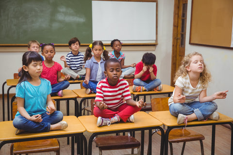 Children and Meditation