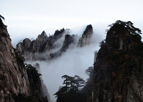 Unusual destinations in China