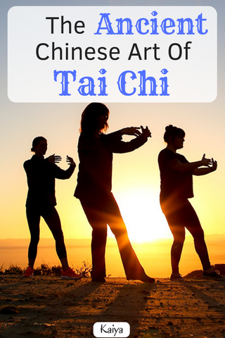 The Ancient Chinese Art of Tai Chi