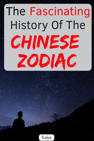 The Fascinating History of The Chinese Zodiac