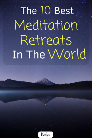 10 Best Meditation Retreats in The World