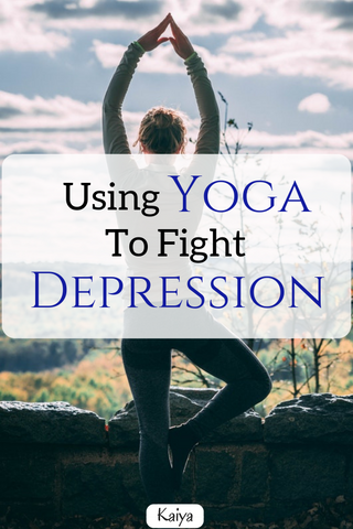 Using Yoga to fight Depression