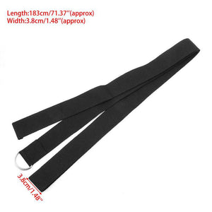 Adjustable Yoga Stretch Straps