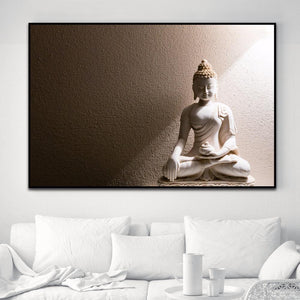 Graceful Buddha Painting
