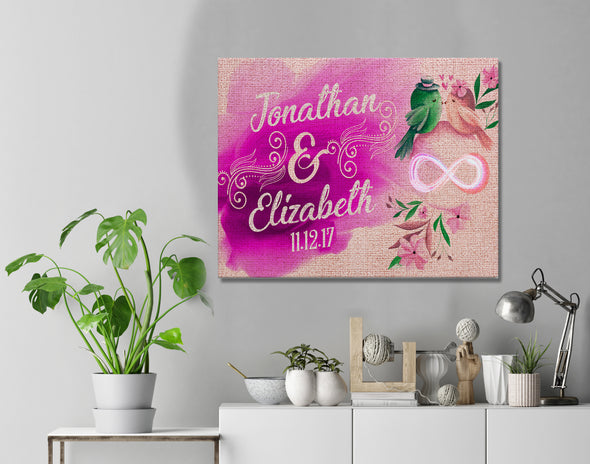 Custom Canvas Wall Art - Best Gift For Your Partner