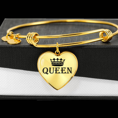 Adjustable Queen Bangle