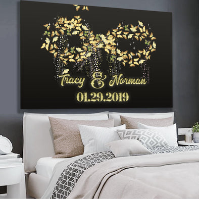 Custom Canvas Wall Art - Exclusively Made