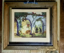 """One Sunny Afternoon"" -A Framed Print"