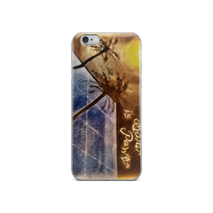 PowerToPuertoRico.org Presents: Sleeping Solar Sunless Power -An iPhone SafetyCase