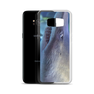 """Shark Before Dark"" -A Samsung SafetyCase"