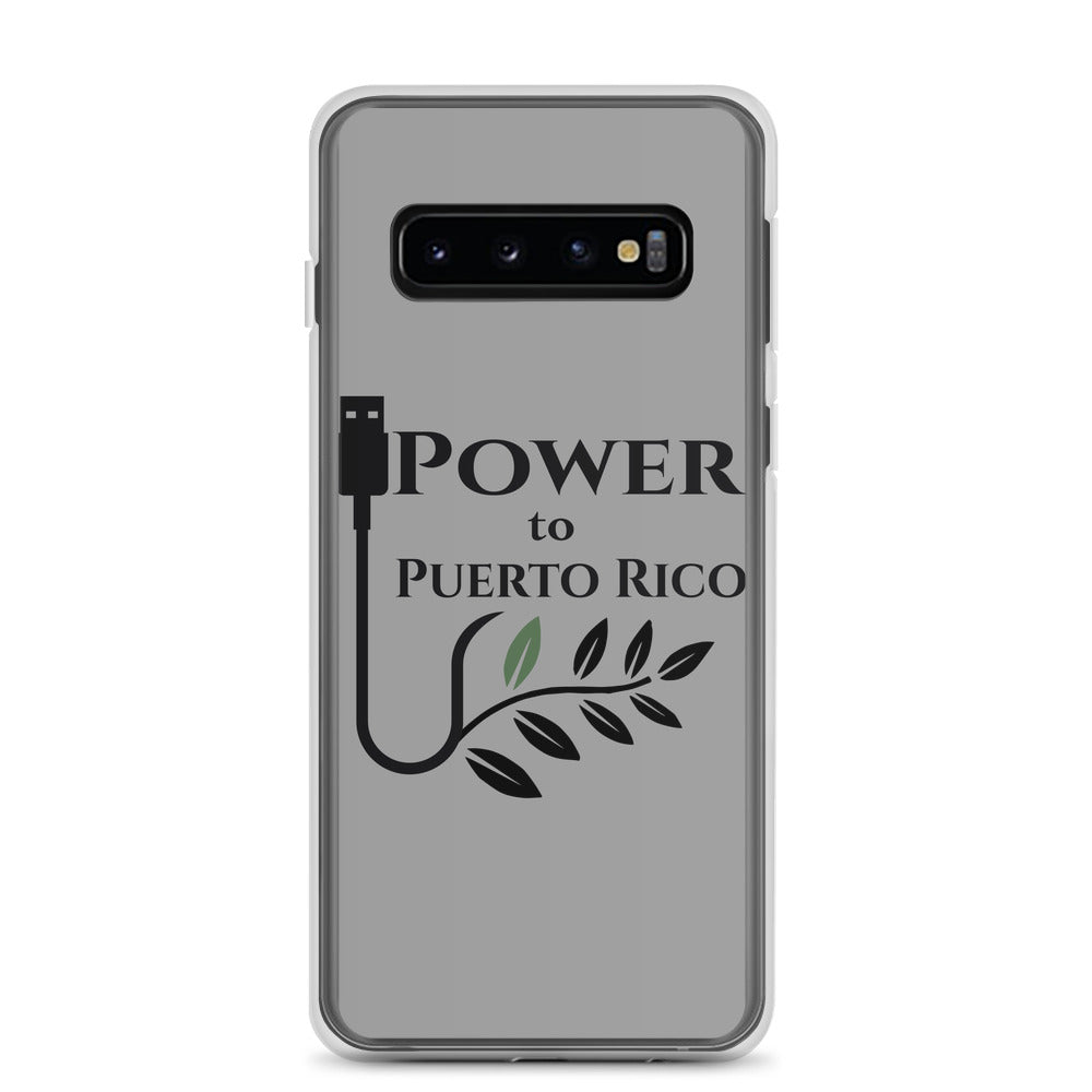 Power To Puerto Rico Samsung Safety Case